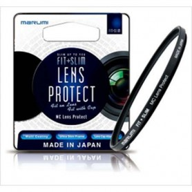 Marumi 55mm Fit + Slim MC Lens Protect 濾鏡