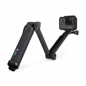 GoPro 3-Way 自拍捍+小型三腳架