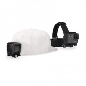 GoPro Head Strap + QuickClip 快拆頭帶