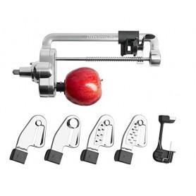 KITCHENAID 抬頭式多功能廚師機-蔬果削皮切絲機套件 (KSM1APC)