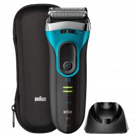 百靈牌(Braun) Series 3 ProSkin 3080s 充電式乾濕兩用電鬚刨,帶有充電座