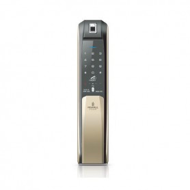 PUSH PULL BABA-9701 不晃動靜音專利智能門鎖 (韓國設計/生產)