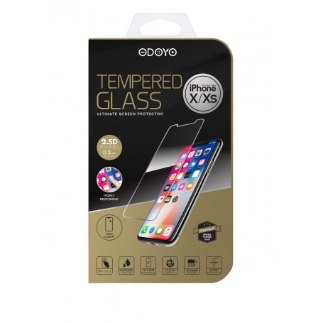 "ODOYO iPhone X/Xs 5.8"" 玻璃保護貼"