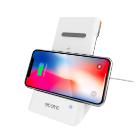 ODOYO XC25 二合一 無線充電座 + 便攜式電池
