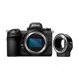 尼康(Nikon) Nikon Z6 (連接環配接器 FTZ 套裝)