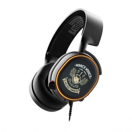 SteelSeries Arctis5 PUBG 版本耳機