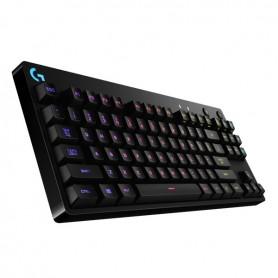 Logitech G  PRO 精簡型機械式遊戲鍵盤