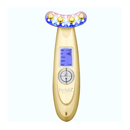 Belulu Rebirth 彩光射頻提拉導入美容儀 (日本製造)