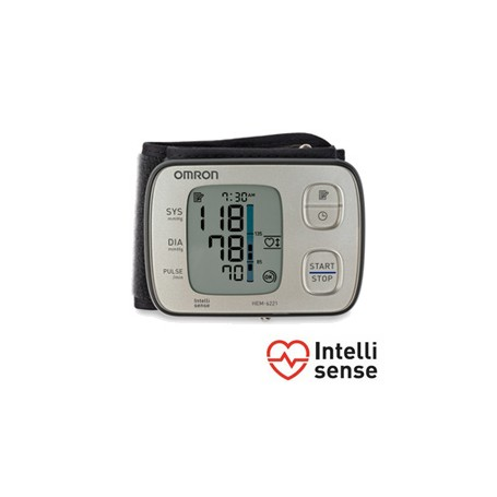 OMRON HEM-6221 手腕式血壓計