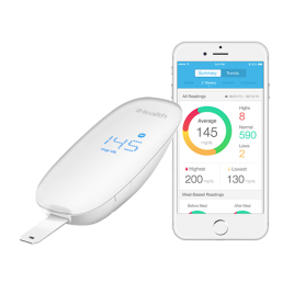 iHealth Smart BG5 無線藍芽智能血糖計