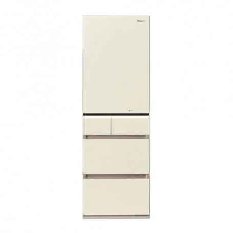 樂聲(Panasonic) NR-E431GT-N3 335公升 ECONAVI 智慧節能五門雪櫃 (裸金色)
