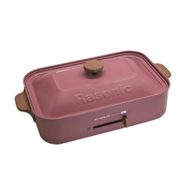 樂信(Rasonic) RMP-TX130/RP 多功能電熱盤適用於多功能煮食鍋 : RMP-TX130/RP