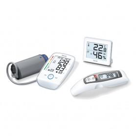 BEURER 健康套裝 (血壓計+測溫儀+溫度濕度計)