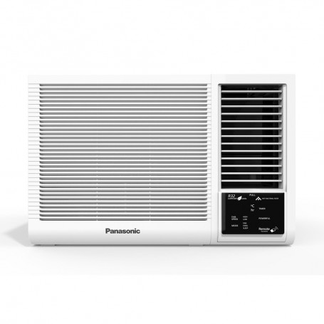 樂聲(Panasonic) CW-XN2419EA (2.5匹) R32雪種窗口式空調機(附無線遙控型號)