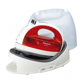 樂聲(Panasonic) NI-WL60/OR 不銹鋼底板無線蒸氣熨斗適用於熨斗: NI-WL60/OR