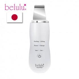 Belulu AquaRufa 去角質導入導出潔膚儀 (日本製造)