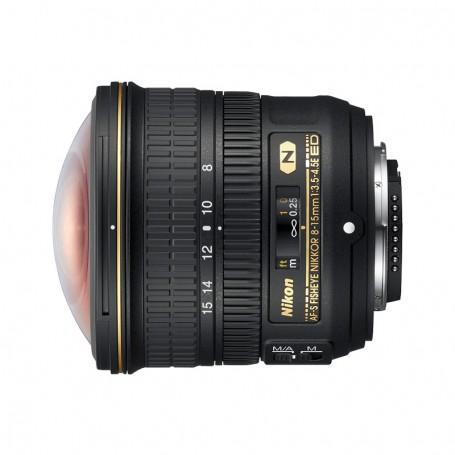 尼康(Nikon) AF-S Fisheye NIKKOR 8-15mm f/3.5-4.5E ED 相機鏡頭