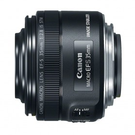 佳能(Canon) EF-S 35mm f/2.8 Macro IS STM 相機鏡頭適用於相機鏡頭 : EF-S35MMF/2.8MIS STM