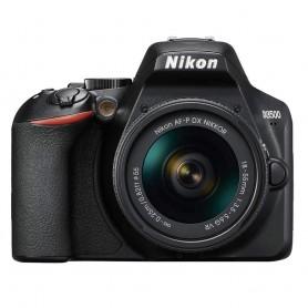 尼康(Nikon) D3500 連 AF-P DX 尼克爾 18-55mm f/3.5-5.6G VR 鏡頭套裝單鏡反光相機