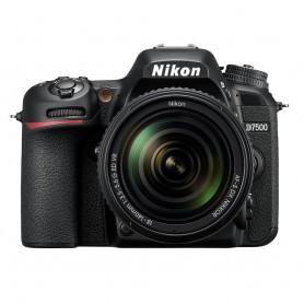 尼康(Nikon) D7500 連 AF-S DX 尼克爾 18-140mm f/3.5-5.6G ED VR 鏡頭套裝單鏡反光相機