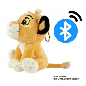 Infothink 獅子王系列絨毛藍牙喇叭