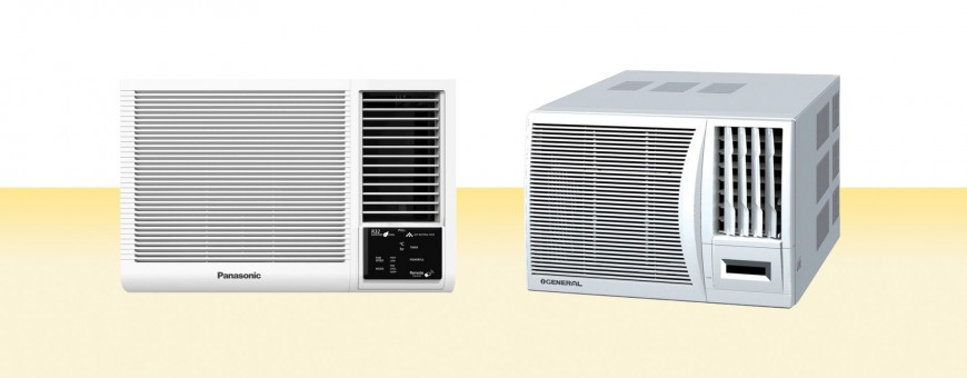 窗口式冷氣機 Air Conditioner (Window)