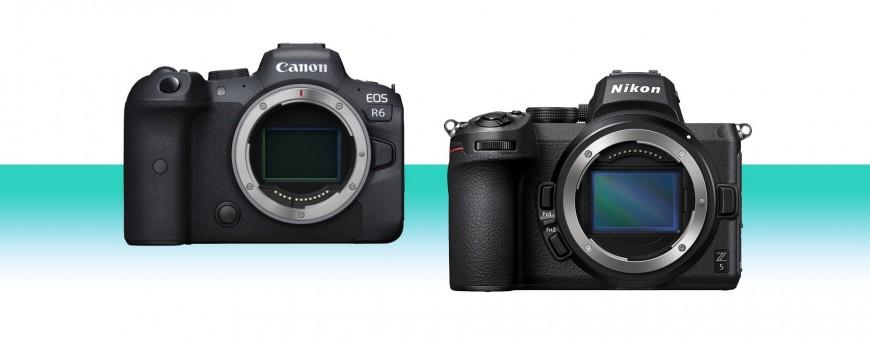 可換鏡頭式數碼相機