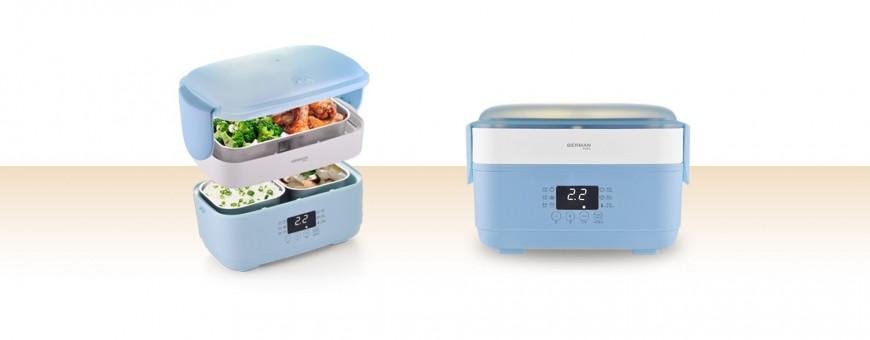 蒸煮盒及加熱盒