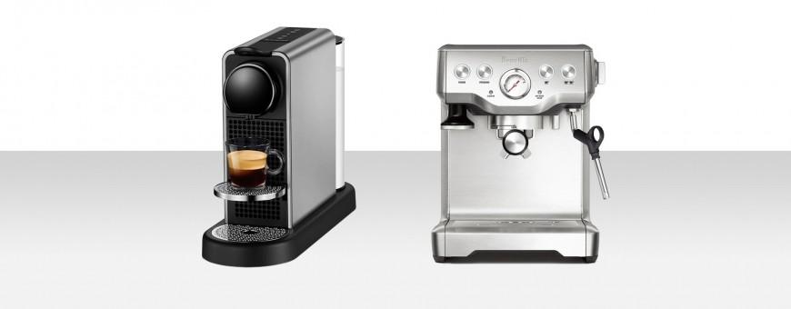 咖啡機專櫃